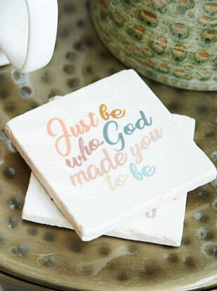 God Made You to Be Coaster - Altar'd State