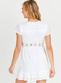 Quinnie Dress Detail 2 - Altar'd State