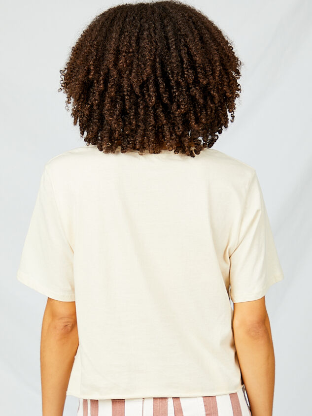 Grand Canyon Hiking Club Cropped Tee Detail 4 - Altar'd State