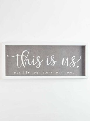 This is Us Wall Art - Altar'd State