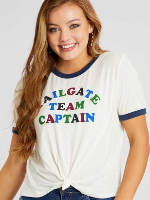 Tailgate Captain Top - Altar'd State