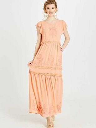 Lycee Maxi Dress - Altar'd State