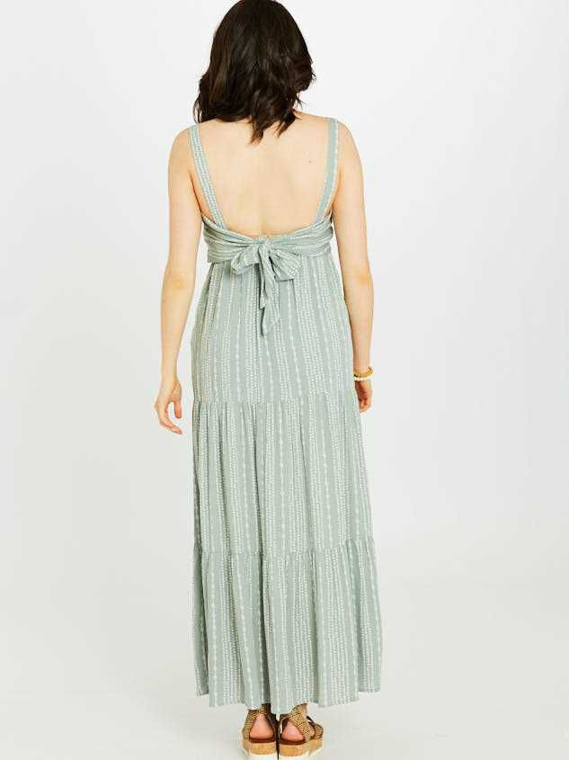 Emma Maxi Dress Detail 4 - Altar'd State