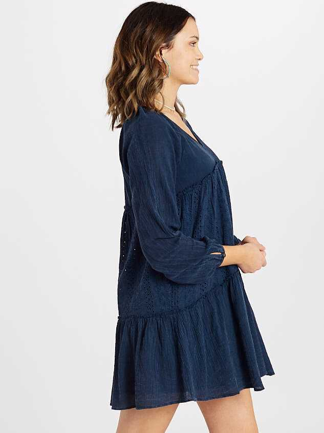 Janelle Dress Detail 2 - Altar'd State