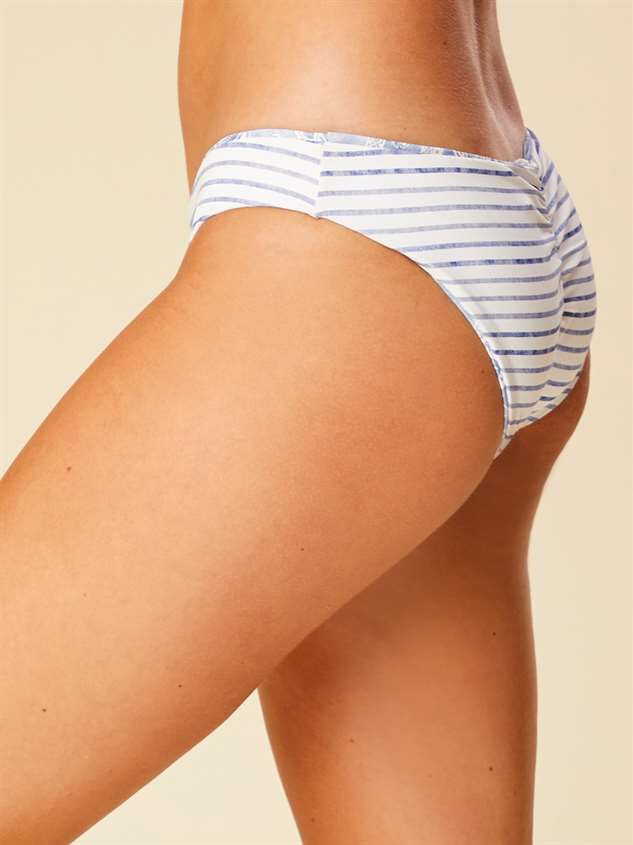 Capri Bikini Swim Bottoms Detail 3 - Altar'd State