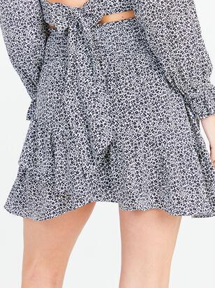 Dainty Floral Skirt - Altar'd State