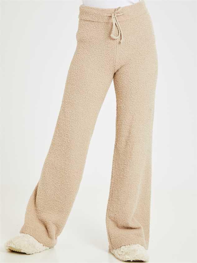 Marissa Lounge Pants Detail 2 - Altar'd State