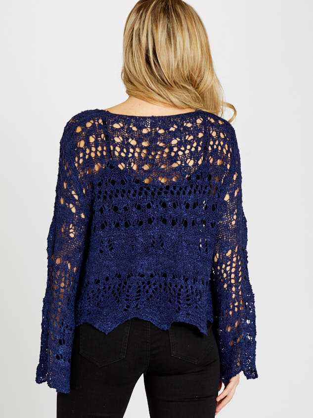 Stratton Sweater Detail 3 - Altar'd State