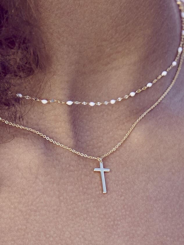 Dahlia Necklace - Altar'd State