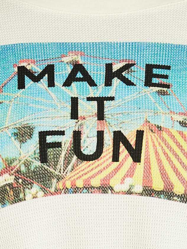 Make It Fun Top Detail 4 - Altar'd State
