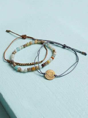 Ohio Friendship Bracelets - Altar'd State