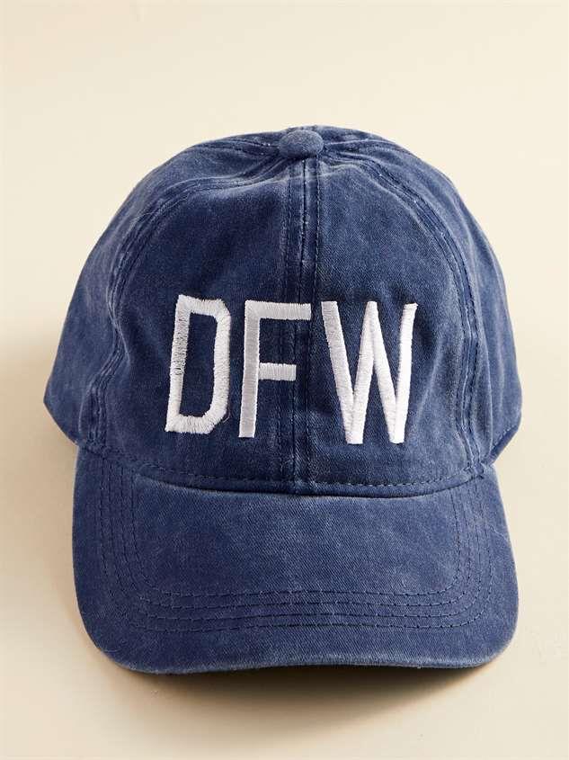 Dallas Fort Worth Baseball Hat - Altar'd State
