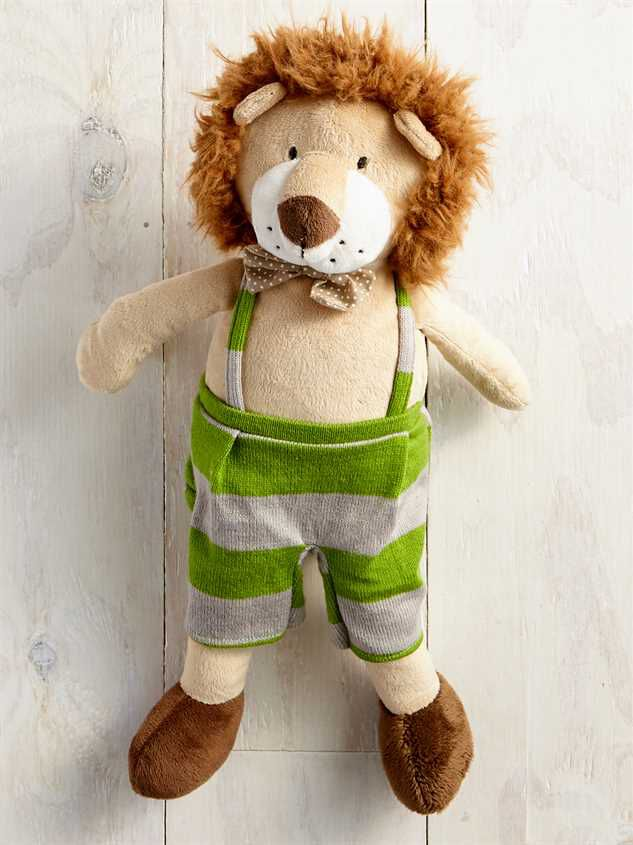 Tullabee Plush Lion Friend - Altar'd State