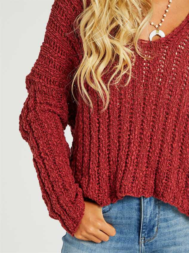 Leony Sweater Detail 5 - Altar'd State
