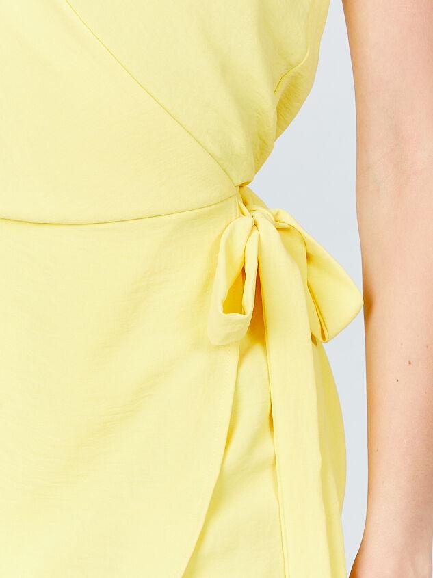 Hello Sunshine Dress Detail 4 - Altar'd State