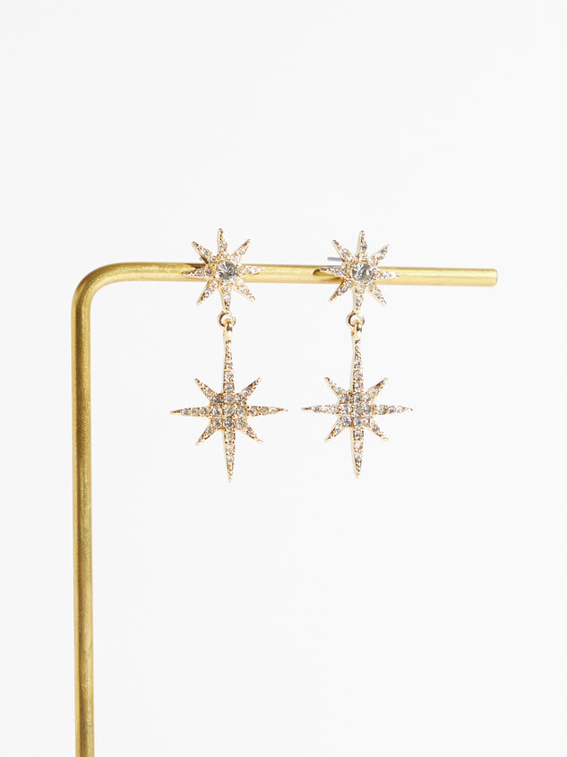 Starburst Dangle Earrings - Altar'd State