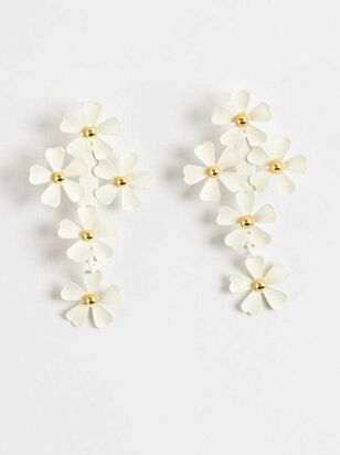 Flowers in the Garden Earrings - Altar'd State