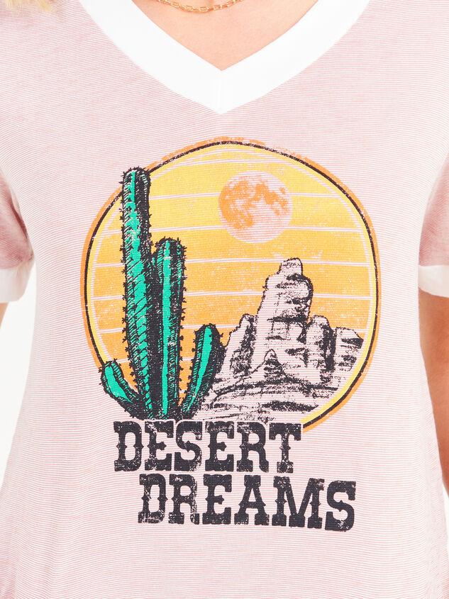 Desert Dreams Tee Detail 4 - Altar'd State