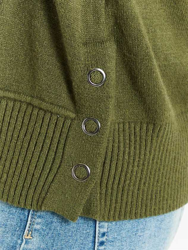 Gaines Sweater Detail 4 - Altar'd State