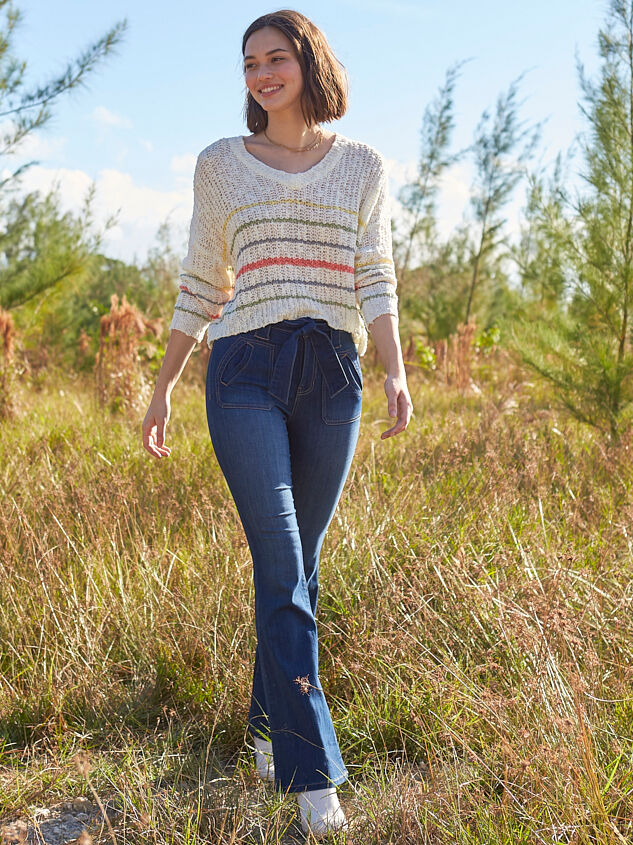 Alex Flare Jeans - Altar'd State