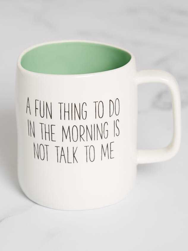 Not Talk to Me Mug - Altar'd State