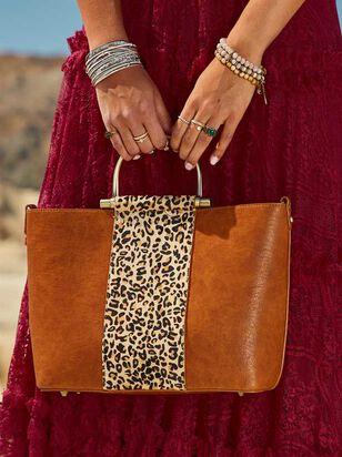 Lula Leopard Handbag - Altar'd State