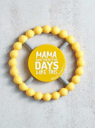 Tullabee Days Like This Teething Ring - Altar'd State