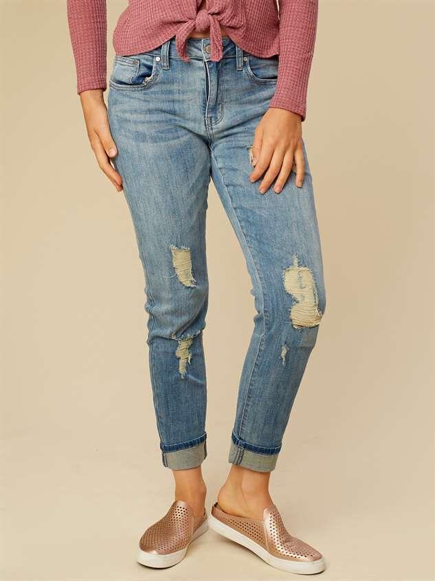 Loosen Up Jeans - Altar'd State