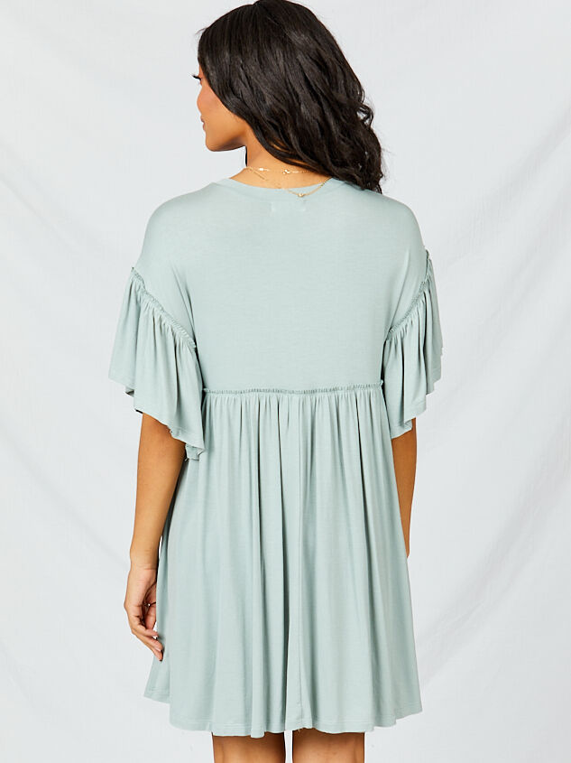 Kimzy Dress Detail 2 - Altar'd State
