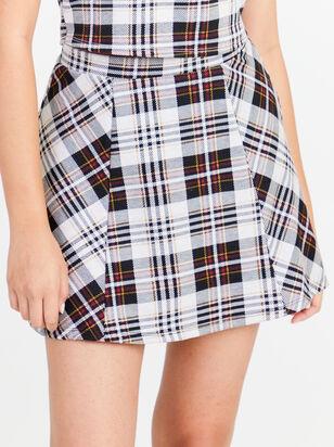 Jessica Plaid Skirt - Altar'd State
