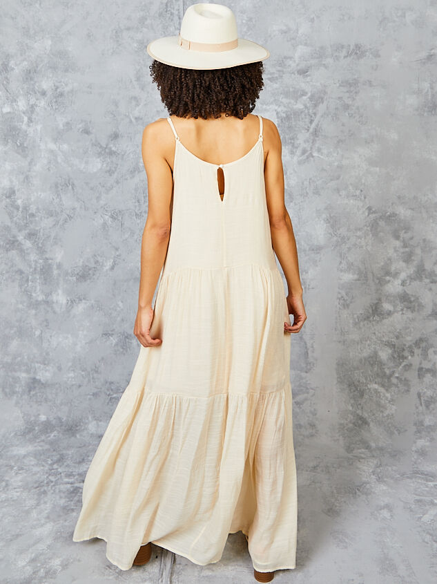 Raela Maxi Dress Detail 2 - Altar'd State