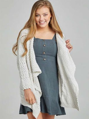 Bubbly Cardigan Sweater - Altar'd State