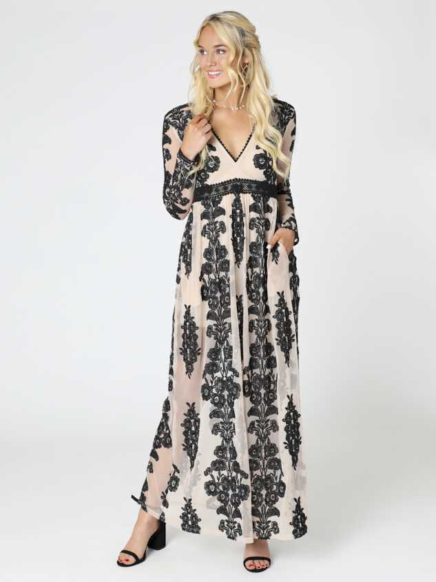 Norrie Maxi Dress - Altar'd State