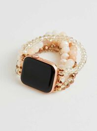 Beaded Smart Watch Band - Rose Gold - Altar'd State