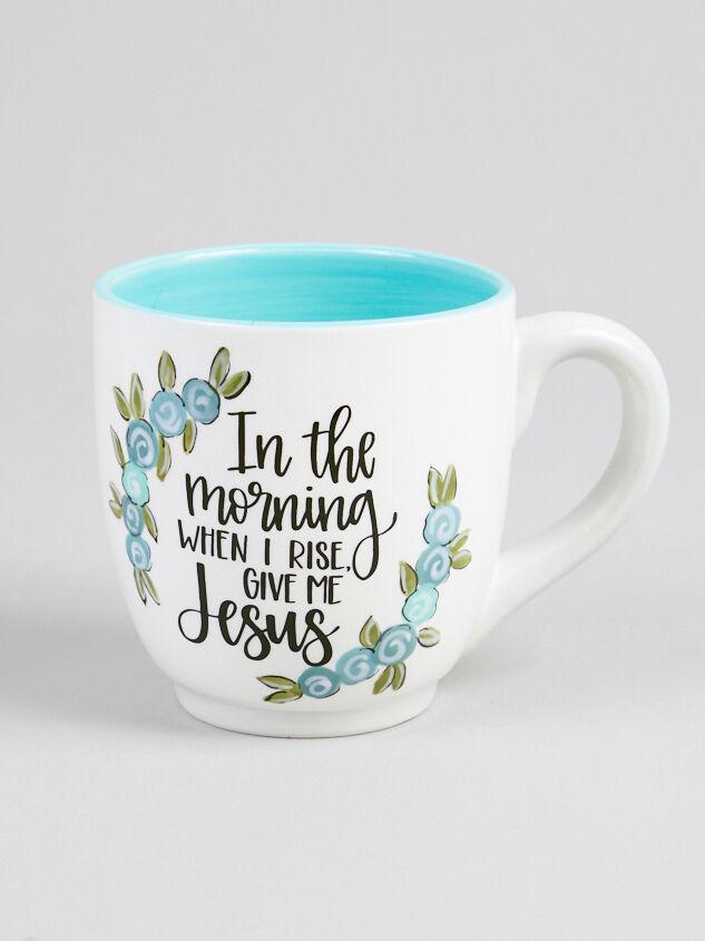 Give Me Jesus Flower Mug - Altar'd State
