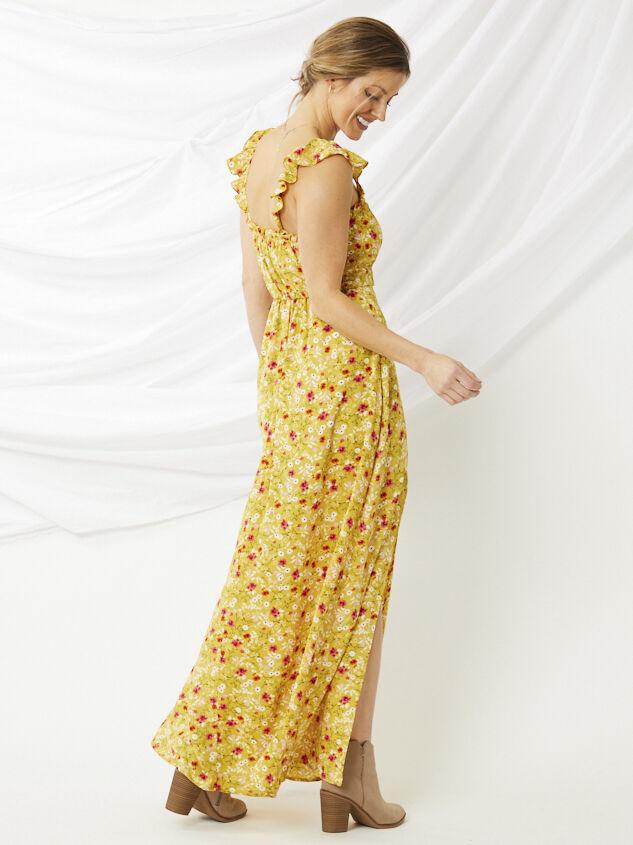 Matisse Dress Detail 3 - Altar'd State
