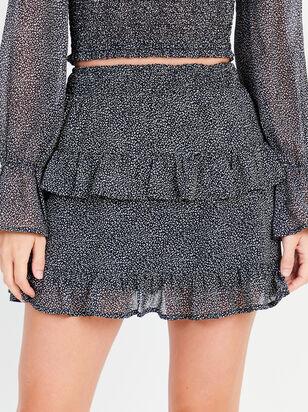 Sundream Leopard Skirt - Altar'd State
