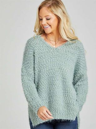 Lovely Lash Sweater - Altar'd State