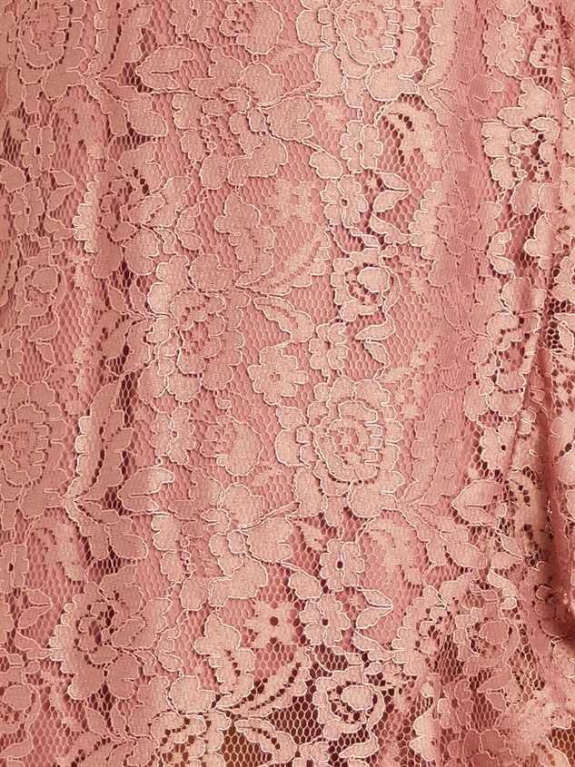 Artiz Maxi Dress Detail 4 - Altar'd State