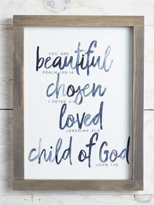 Child of God Wall Art - Altar'd State