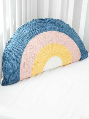 Tullabee Rainbow Pillow - Altar'd State