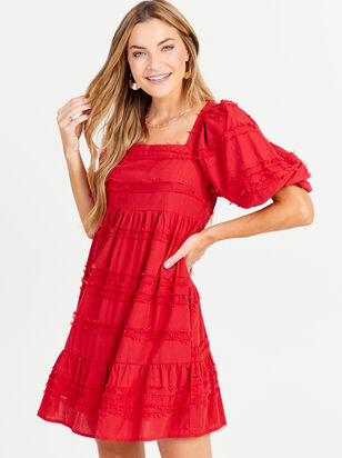 Ruby Dress - Altar'd State