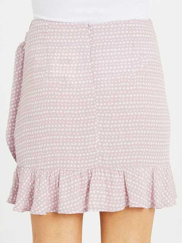 Halley Skirt Detail 5 - Altar'd State