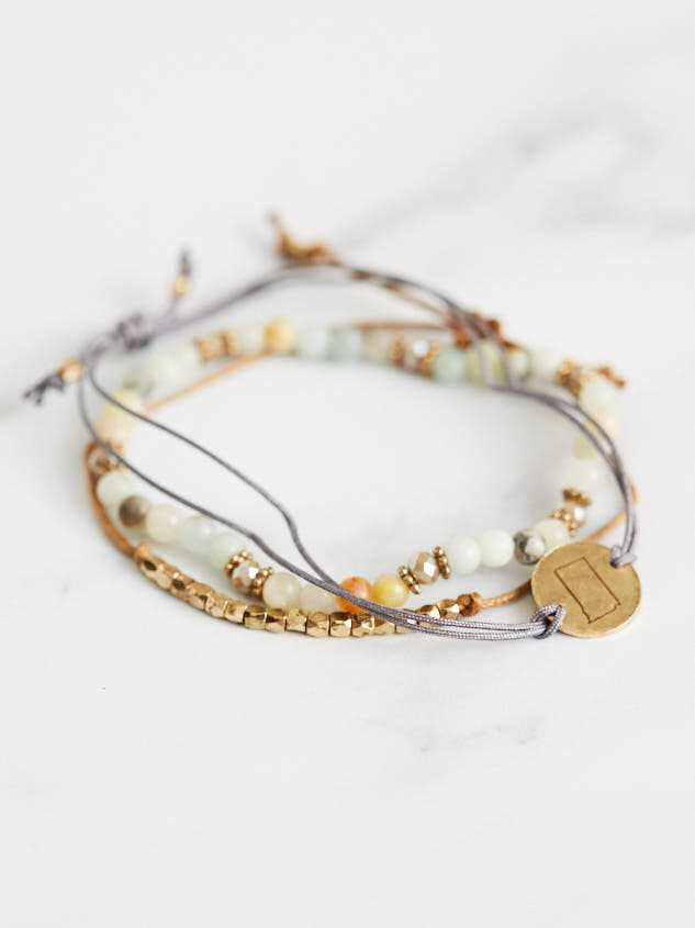 South Dakota Friendship Bracelets Detail 2 - Altar'd State