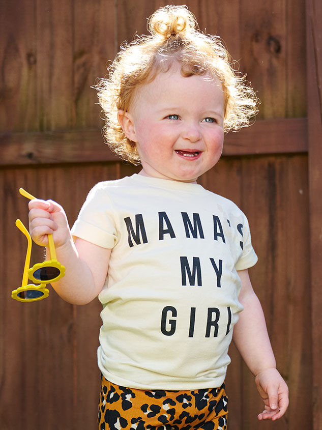 Tullabee Mama's My Girl Tee - Altar'd State