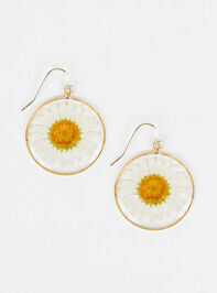 Dried Flower Earrings - Altar'd State