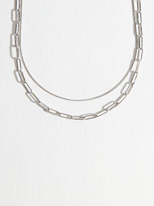 Sage Necklace - Silver - Altar'd State