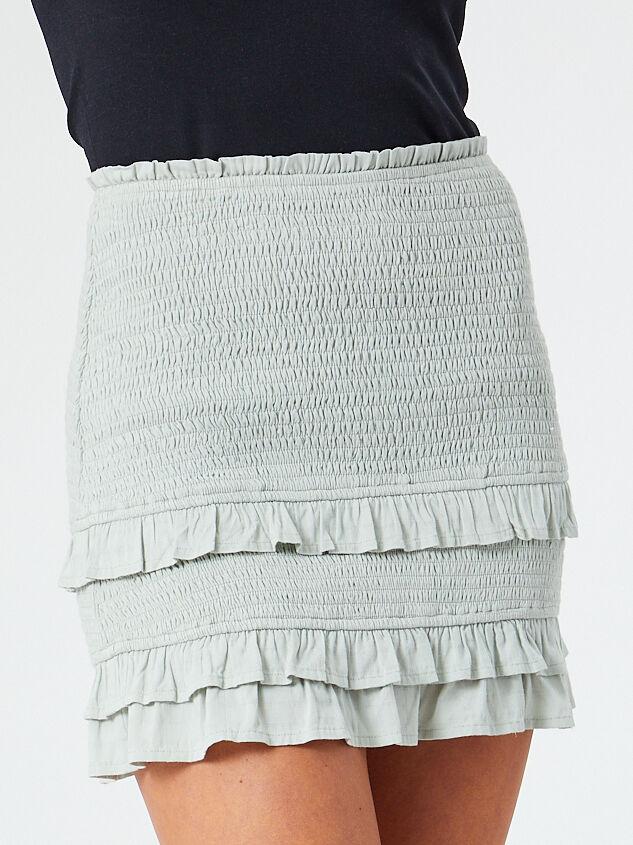 Coventina Skirt Detail 4 - Altar'd State