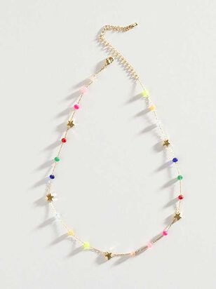 Living in Color Necklace - Altar'd State