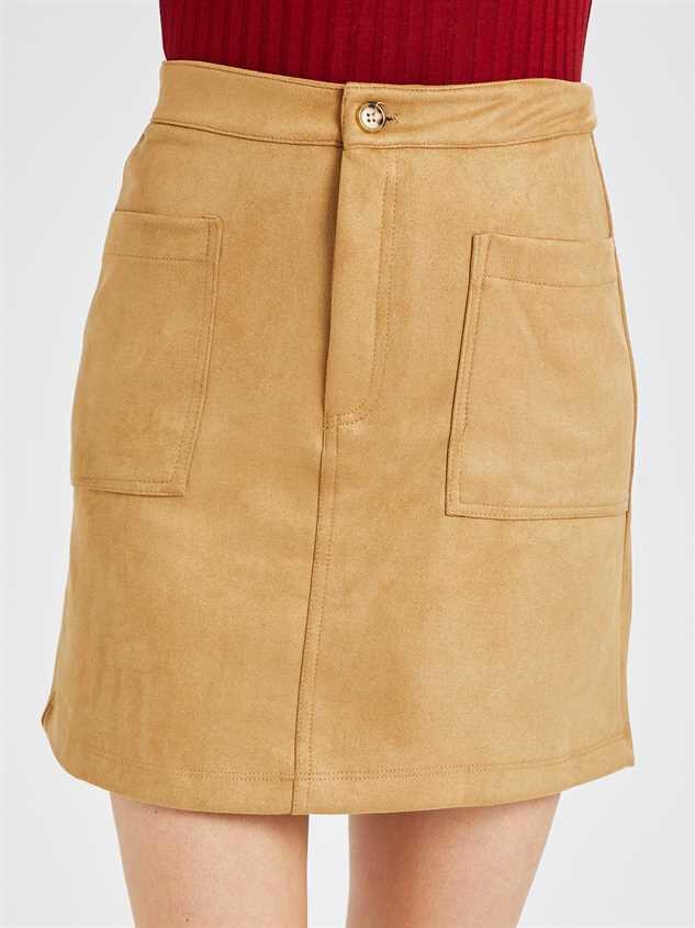 Tompkins Skirt Detail 2 - Altar'd State